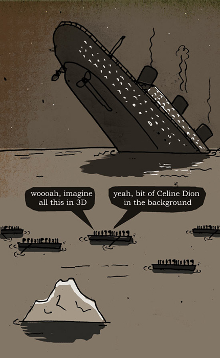 Rate this: & titanic | Pezcame.Com